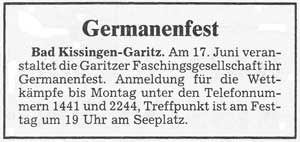 Germanenfest